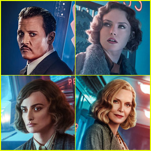 'Murder on the Orient Express' Posters Paint Everyone as a Suspect!