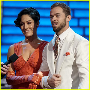 Nikki Bella Does Tango Inspired by a Foreign Film for 'DWTS' Movie Night (Video)