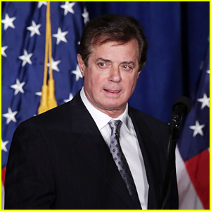 Donald Trump's Campaign Chairman Paul Manafort Charged with Conspiracy, Celebrities React