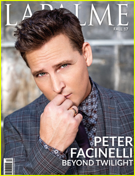 Peter Facinelli Says the 'Twilight' Fandom was 'Overwhelming'