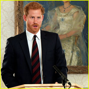 Prince Harry Teams Up with Ministry of Defence To Launch Armed Forces Mental Health Traning!