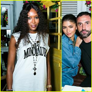 Naomi Campbell, Zendaya & More Stars Celebrate Nike x Riccardo Tisci Collection in NYC!