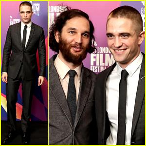 Robert Pattinson Looks Dapper at 'Good Time' Screening in London!