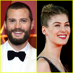 Jamie Dornan Joins Rosamund Pike In Upcoming Biopic!