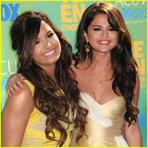 Selena Gomez Leaves Comment on Demi Lovato's Instagram