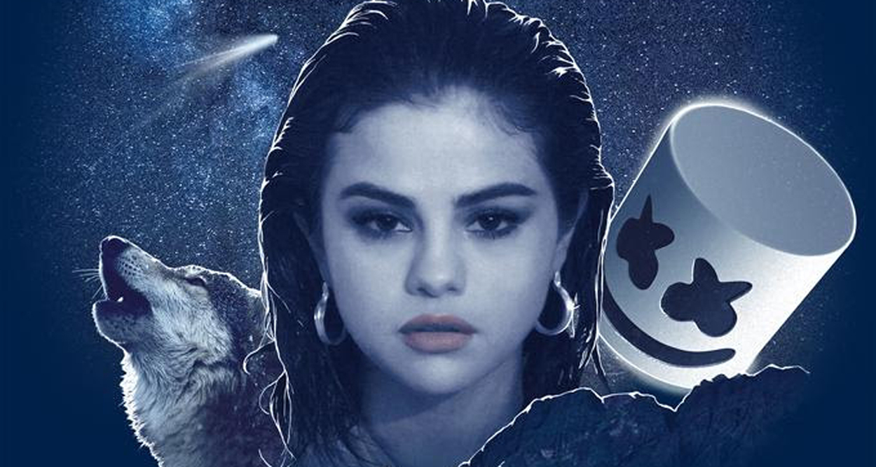 Selena Gomez & Marshmello: 'Wolves' Stream, Lyrics