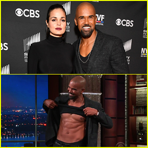 Shemar Moore Reveals He Does 500 Sit Ups A Day, Shows Off Abs on 'Late Show' - Watch Here!