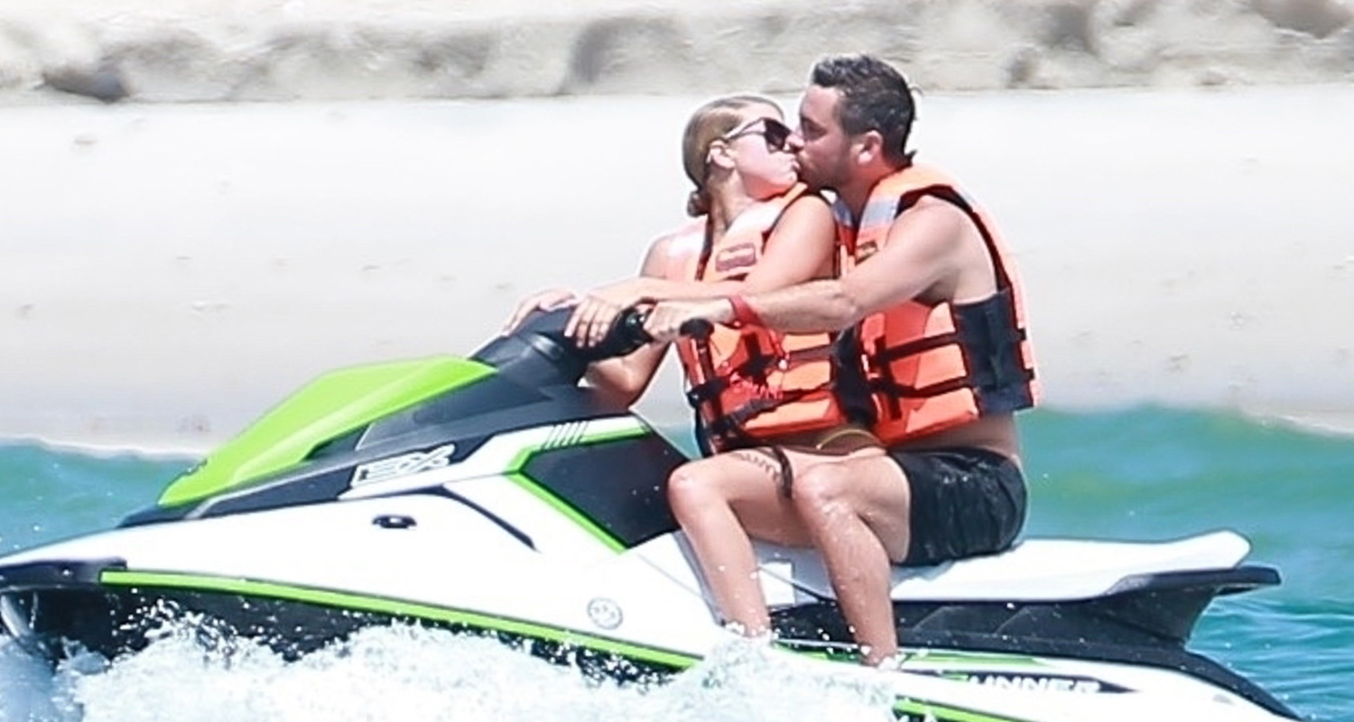 62ac33b5d26cc Scott Disick   Sofia Richie Take PDA-Filled Jet Ski Ride in Mexico ...