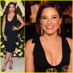 Sophia Bush Is 'Honored' To Be Part of 'Marshall'