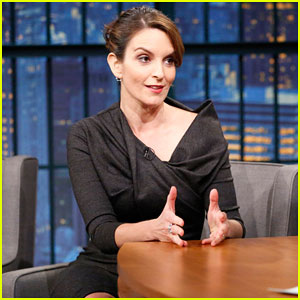 Tina Fey's Daughter Penelope Learned the Wrong Lessons from 'Mean Girls' - Watch Here!