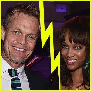 Tyra Banks & Erik Asla Split After Five Years (Report)