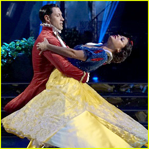 Vanessa Lachey Dances as Snow White for 'DWTS' Disney Night (Video)