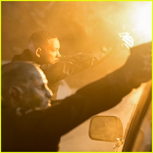 Will Smith's Action-Packed 'Bright' Trailer Debuts - Watch Now!