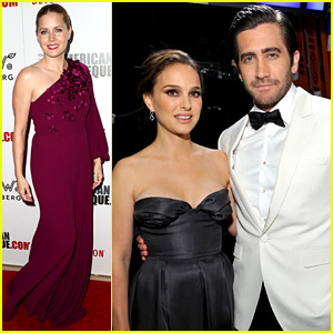 Amy Adams Honored by Friends Jake Gyllenhaal, Natalie Portman, & More!