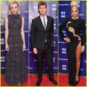 Carey Mulligan, Garrett Hedlund & Mary J. Blige Get Honored at Gotham Awards 2017