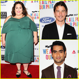 Chrissy Metz & Josh Hartnett Support the MPTF Foundation at Reel Stories, Real Lives Gala!