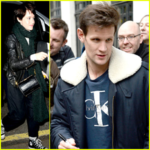 The Crowns Matt Smith Reveals What He Really Thinks of Prince Philip