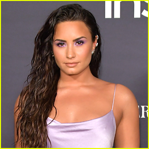 Demi Lovato Wears Wedding Dress While Teasing New Project!