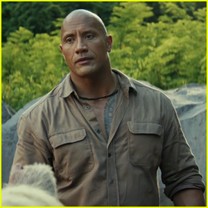 Dwayne Johnson Faces Giant Creatures in 'Rampage' Trailer - Watch Now!