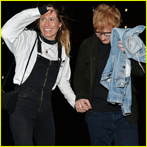 Ed Sheeran Steps Out with Longtime Girlfriend Cherry Seaborn After 'Perfect' X Factor UK Performance!