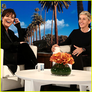 Ellen DeGeneres Grills Kris Jenner on Her Kids' Pregnancies