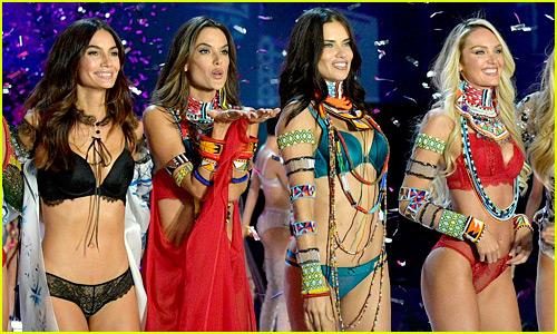 Every Victoria's Secret Model Walking in 2017 Fashion Show