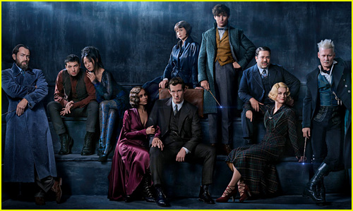 Fantastic Beasts 2 Title and First Look Cast Photo Revealed