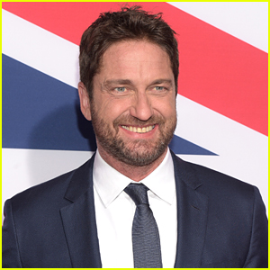 Gerard Butler is the Proud Dad Of a New Dog!