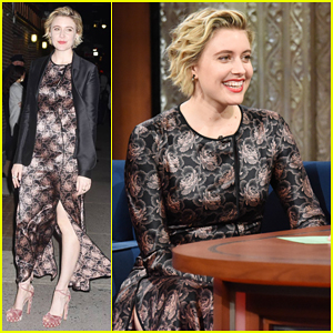 Greta Gerwig Tells Stephen Colbert That The 'How I Met Your Mother' Spinoff Didn't Happen Because Of Her