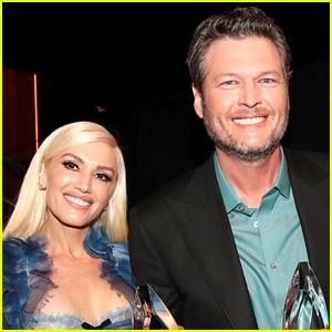 Gwen Stefani Reacts to Blake Shelton as Sexiest Man Alive!