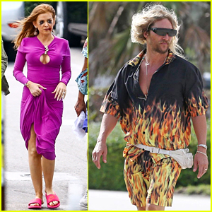 Isla Fisher & Matthew