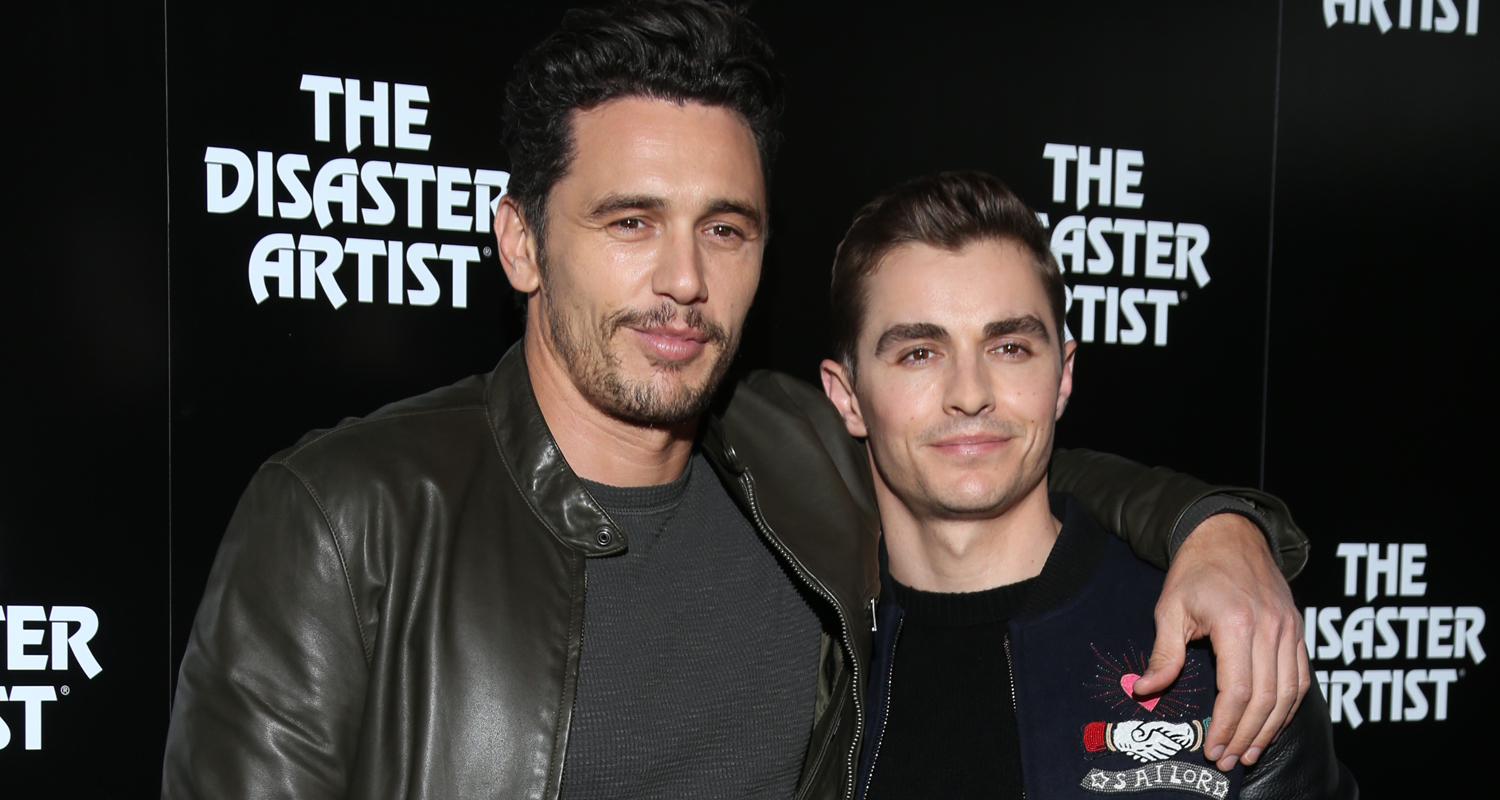 James Amp Dave Franco Were Nervous To Premiere Disaster