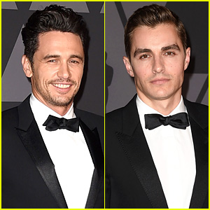 James & Dave Franco Are Far from 'Disasters' at Governors Awards 2017