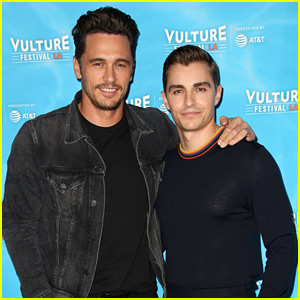 James Franco Talks About Casting Friends in 'Disaster Artist'