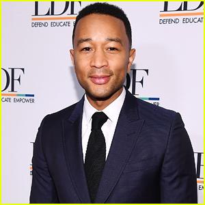 John Legend Suits Up for LDF Equal Justice Awards Dinner