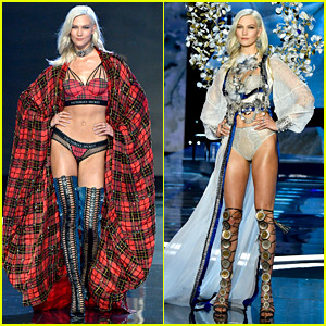 Karlie Kloss Returns to the Victoria's Secret Fashion Show After Three Years Away!