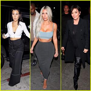 Kim & Kourtney Kardashian, Kanye West, Kris & Caitlyn Jenner All Celebrate Kendall Jenner's 22nd Birthday!
