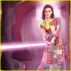 Kendall Jenner Brings Fashion & 'Star Wars' Together in Cool New Photos!