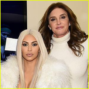 Caitlyn Jenner Says She Hasn't Spoken to Kim Kardashian in a Year