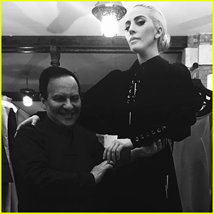 Lady Gaga Mourns the Death of Her Friend Azzedine Alaia