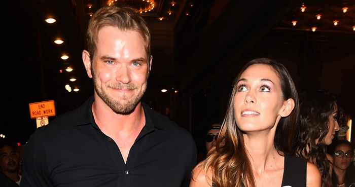 Kellan Lutz & Brittany Gonzales Are Married!