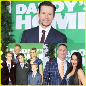 Mark Wahlberg, John Cena & Will Ferrell Celebrate 'Daddy's Home 2' at L.A. Premiere!