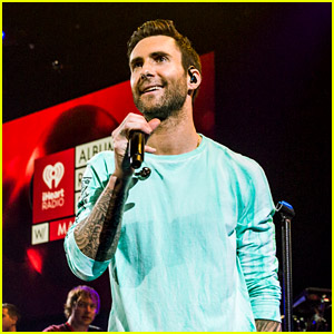 Maroon 5 Perform at 'Red Pill Blues' iHeartRadio Album Release Party!