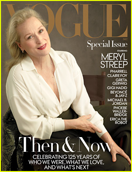 Meryl Streep Covers 'Vogue,' Talks Playing Katharine Graham in 'The Post'