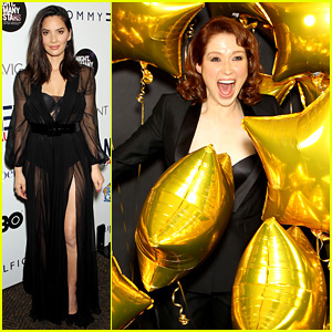 Olivia Munn & Ellie Kemper Join More Comedians at HBO's 'Night of Too Many Stars'