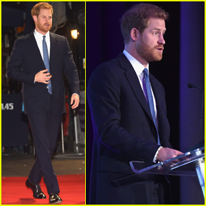 Prince Harry Applauds the Progress to End Mental Health Stigma