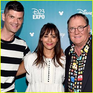 Rashida Jones Did Not Exit 'Toy Story 4' Because of John Lasseter's Alleged Unwanted Advances