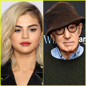 Selena Gomez Asked About Working with Woody Allen Despite Allegations Against Him