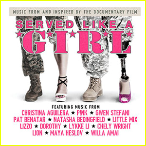 'Served Like a Girl' Soundtrack Features All-Star Female Singers - Stream & Download!
