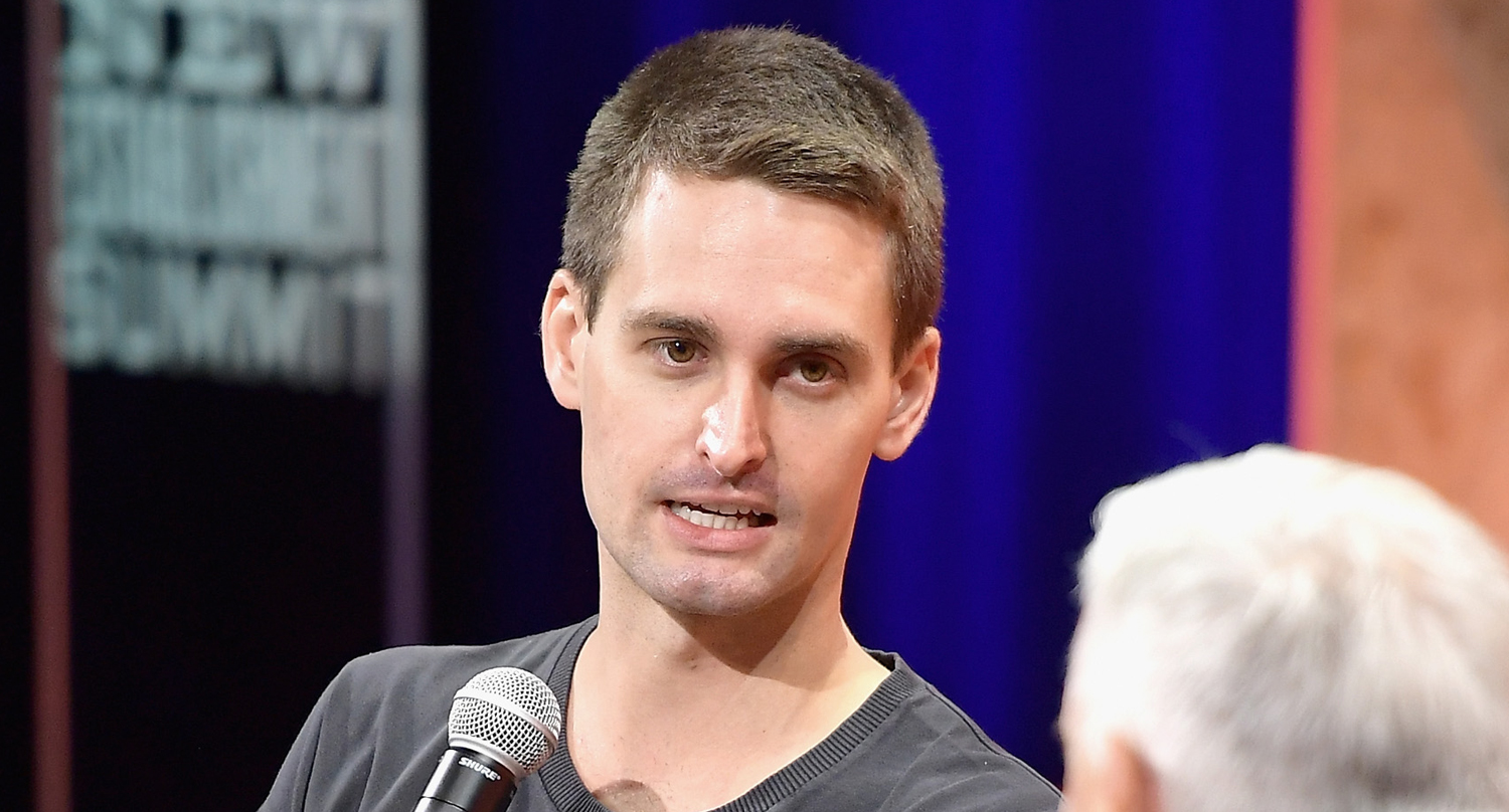 who is the ceo of snapchat dating Snapchat ceo row: here's the full context around that 'poor india' remark snapchat is busy fire-fighting thanks to a report which claims ceo evan spiegel said the app was not for poor countries like india.